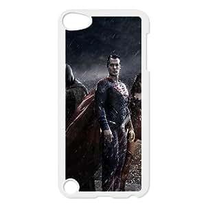 An29 Batman Superman Poster Art Film oscuro iPod Touch 5 Case funda blanca del teléfono celular Funda Cubierta EEECBCAAH70222