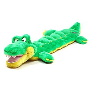 Outward Hound Squeaker Matz Gator Dog Toy, XL, 16 Squeakers