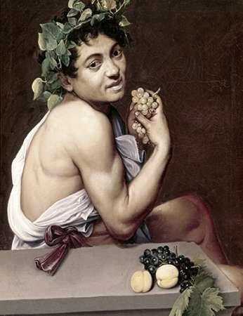 Sick Bacchus by Caravaggio - 20