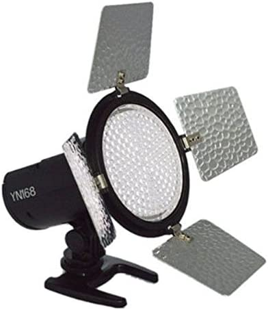 T4I 7D Spare Parts for Photographic Hyx YN-168 LED Video Light Camcorder for Canon 70D T5I 60D 1D