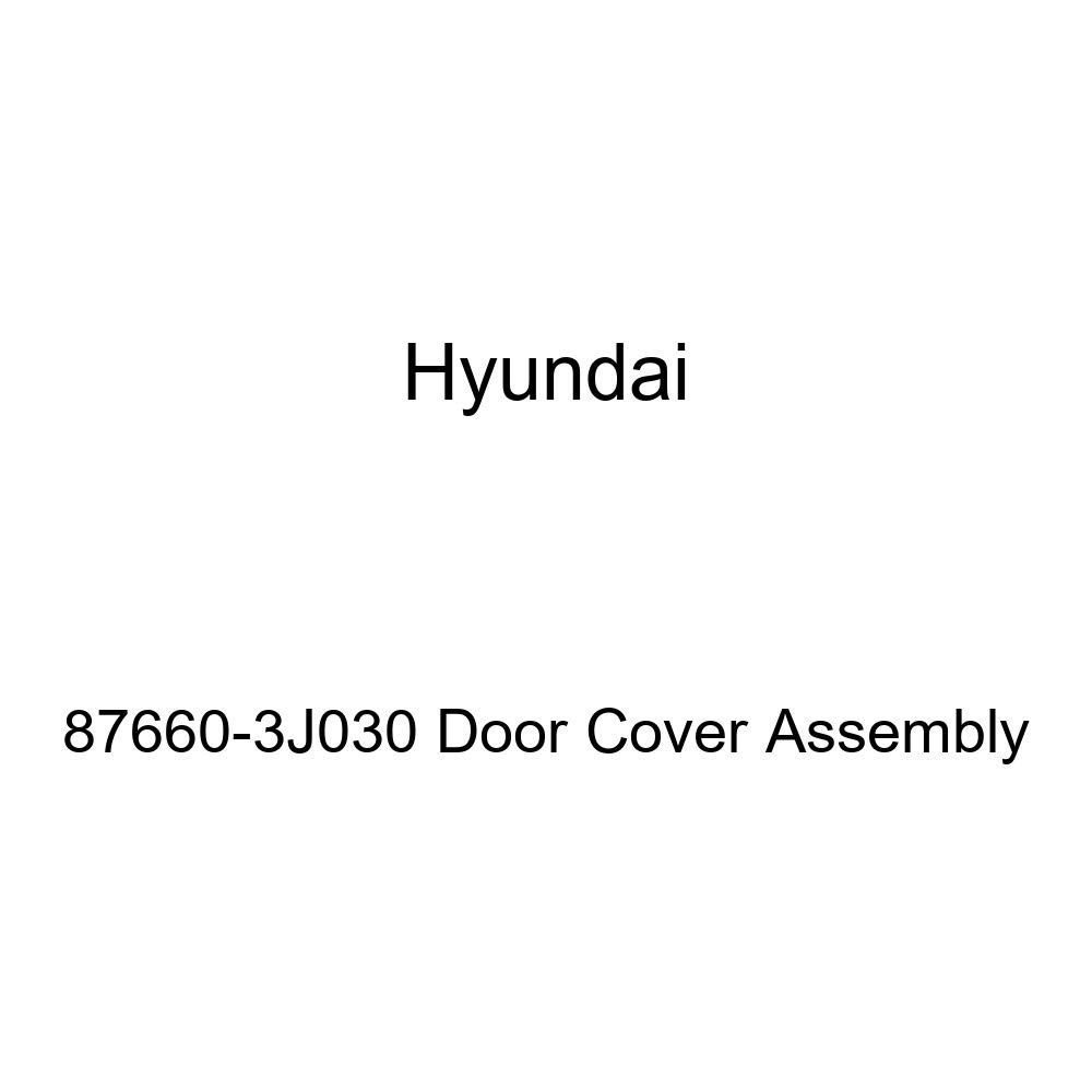 Genuine Hyundai 87660-3J030 Door Cover Assembly