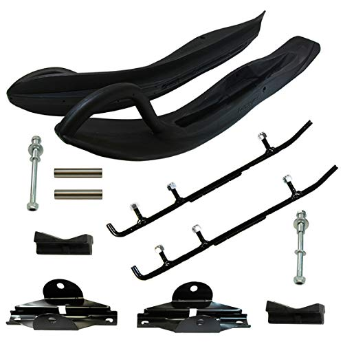 Exo-S, Bottom Line & Yamaha, B4MKY2711290001BUSH, Touring Skis, Mount Kit & 4