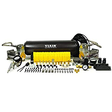 VIAIR 20013  - with Dual 380C 200 PSI Onboard Air Compressor System with 2.5-Gallon Tank