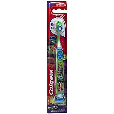 Colgate Kids Teenage Mutant Turtles Toothbrush