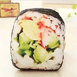 Amazon.com: OrchidAmor Simulación Sushi huevo Tart Ribs ...