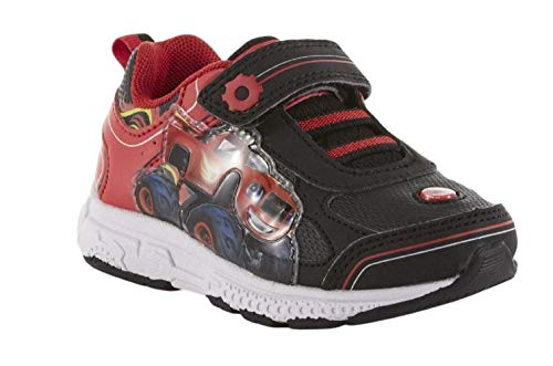 Blaze and The Monster Machine Boys Shoes Athletic Sneaker (8) by Nickelodon