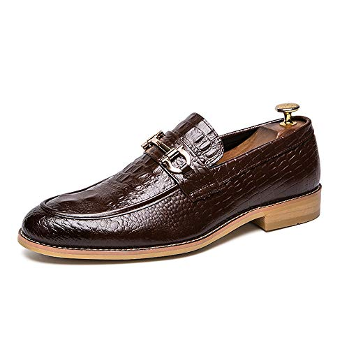 A Scarpe Trekking Punta Oxfords Per Uomo Punta Lace Scarpe Business Brown Fall Comfort PU Casual Da Split Da Up Joint Spring Scarpe Uw0zxAHqx