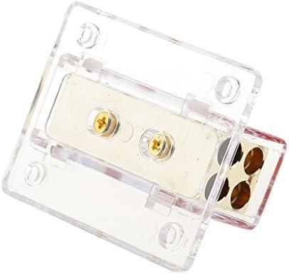 Sharplace 12V Puissance Bloc De Distributeur De /Énergie Cablage Audio Voitre 4AMP