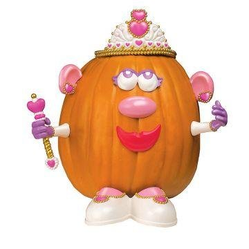 Mrs. Potato Head Princess Pumpkn Mrs Potato Head Kit