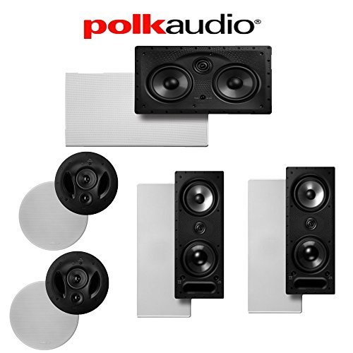 Polk Audio 90-RT +  Polk Audio 265-LS +  Polk Audio 255C-LS