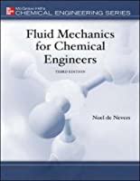 Fluid Mechanics for Chemical Engineers (McGraw-Hill Chemical Engineering Series)