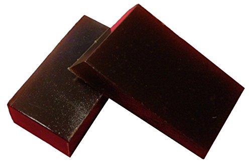 Handmade Natural Cocoa Kelp Seaweed Soap 30 oz