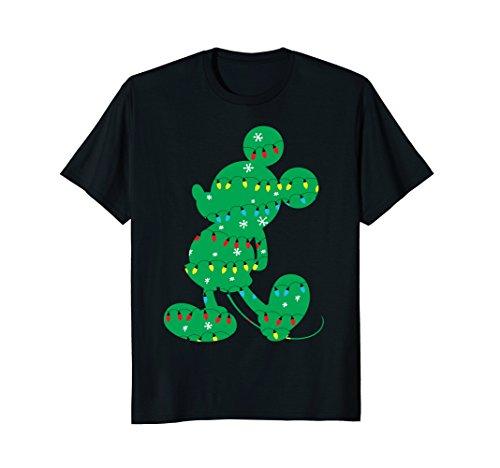 Christmas T Shirts With Lights (Disney Mickey Mouse Christmas Lights)