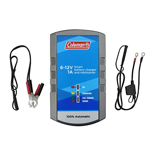 Car Battery Charger Rejuvenator