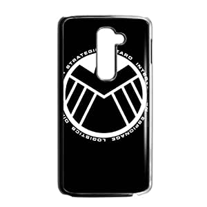 DASHUJUA Marvel's Agents of S.H.I.E.L.D. Cell Phone Case for LG G2