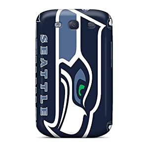 New Fashion Premium Cases Covers For Galaxy S3 - Seattle Seahawks