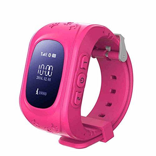 Wayona W-KDT-03 Tracker Smart Wrist Watch with GPS and GSM System