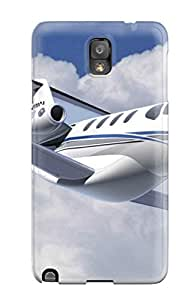 Top Quality Protection Aircraft Case Cover For Galaxy Note 3