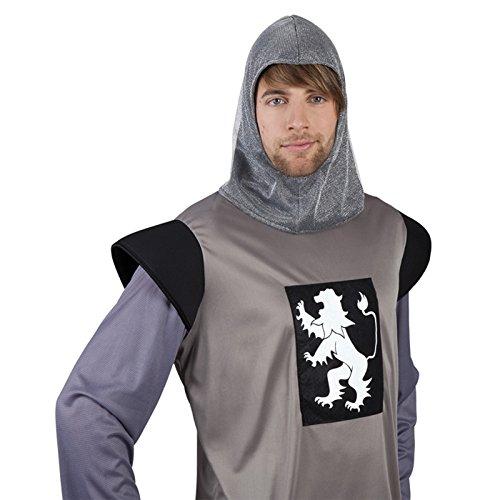 un tama/ño color gris Boland 44025 capucha caballero para adultos