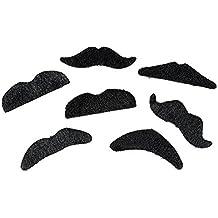 2 x Rhode Island Novelty Adhesive Mustache Set