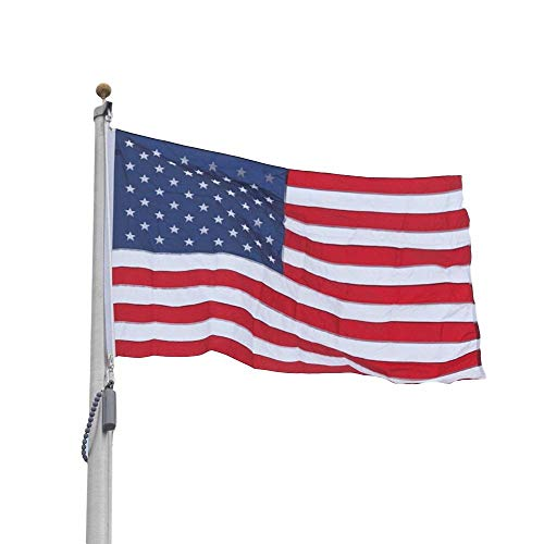 United States Flag 6' x 10' Hercules Polyester Long Lasting Open Weave Durable American Made USA