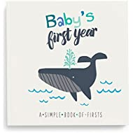 Lucy Darling Baby's First Year Memory Book: A Simple...
