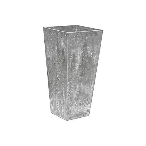 Novelty 35190.01 35190 ArtStone Ella Tall Planter, Grey, 19.5-Inch, 19.5 Inch