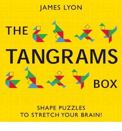 [ THE TANGRAMS BOX [WITH 2 SETS OF TANS/TANGRAM BOARD] ] By Lyon, James ( Author) 2012 [ Hardcover ] pdf epub