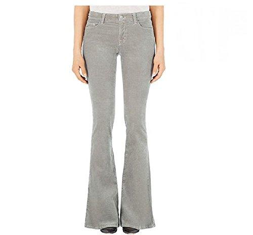 J Brand Martini Mid Rise Skinny Flare Jeans, Fox (Velour), (J Brand Mid Rise Flare Jeans)