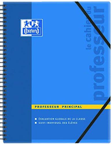 Oxford Enseignants Cahier De Professeur Principal A4 156 Pages