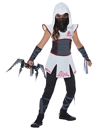 Fearless Ninja Girls Costume -
