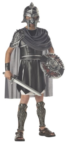 California Costumes Toys Gladiator, (Halloween Gladiator Costume)