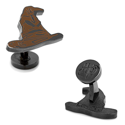 Cufflinks Harry Potter Sorting Hat, Officially - Potter Brown Harry Hat Sorting