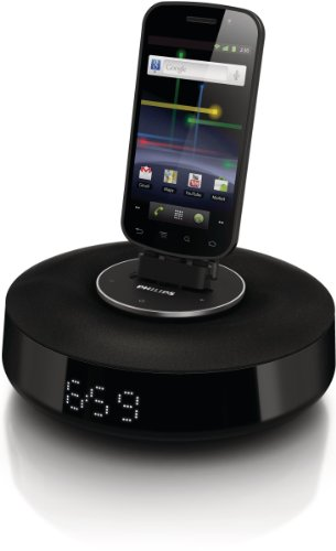 Philips AS111/37 Fidelio Bluetooth Docking Speaker for Android (Discontinued by Manufacturer) by Philips