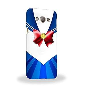 Case88 Premium Designs Blue Sailor suit Sailor Moon Crystal Carcasa/Funda dura para el Samsung Galaxy A8