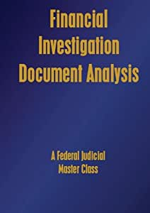 Financial Investigation - Document Analysis