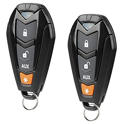 2 Key Fob fits Viper Hornet DEI Python Clifford Aftermarket Alarm Keyless Entry Remote (EZSDEI7141): Automotive