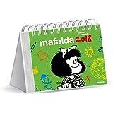 CALENDARIO DE MESA VERDE MAFALDA 2018