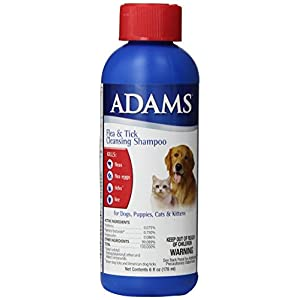 Adams Flea and Tick Cleansing Shampoo 26
