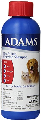 Кошка блох Adams Flea and Tick