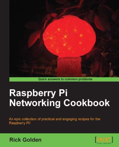 Raspberry Pi Networking Cookbook Pdf