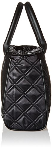 Sachi Fashion Insulated Lunch Bag Black Quilted Buy