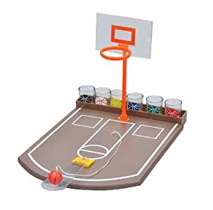 Ez drinker shot basketball bar toy and for Cheapest way to make a basketball court