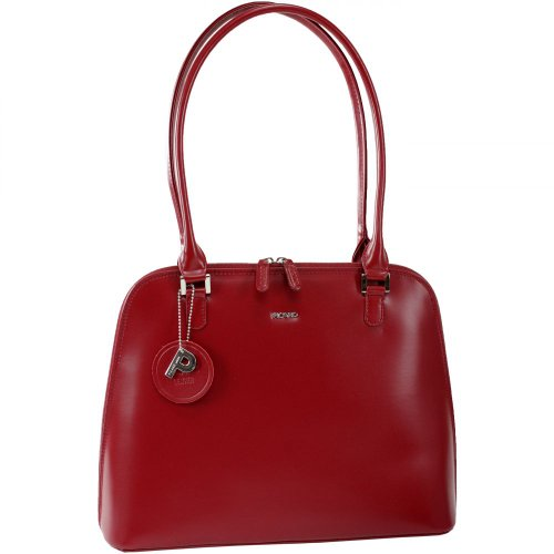Picard Damen Berlin Shopper, 37x27x10 cm Rot