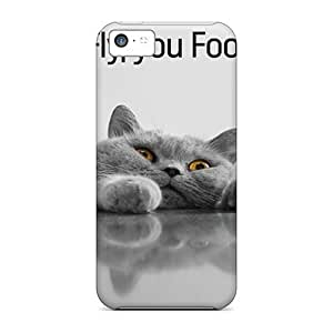 6 (4.5) Scratch-proof Protection Case Cover For Iphone/ Hot Fly You Fools Phone Case