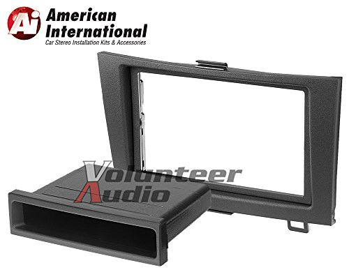 Volunteer Audio Pioneer AVH-201EX Double Din Radio Install Kit with CD Player Bluetooth USB/AUX Fits 2012-2016 Honda CR-V (Without factory amplified systems) by Volunteer Audio (Image #2)
