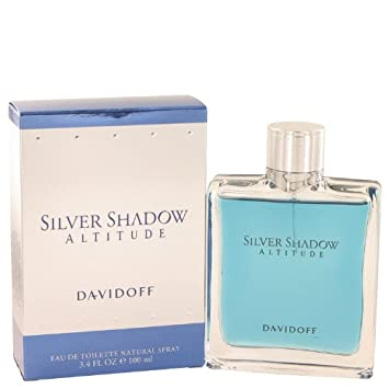 Amazoncom Davidoff Silver Shadow Altitude Fragrance For Men By