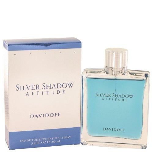 Silver Shadow Altitude by Dävídöff for Men Eau De Toilette Spray 3.4 oz