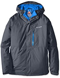 Men's Alpine Action Jacket – Big, Waterproof and Breathable