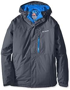 Amazon Com Columbia Men S Big Tall Alpine Action Jacket